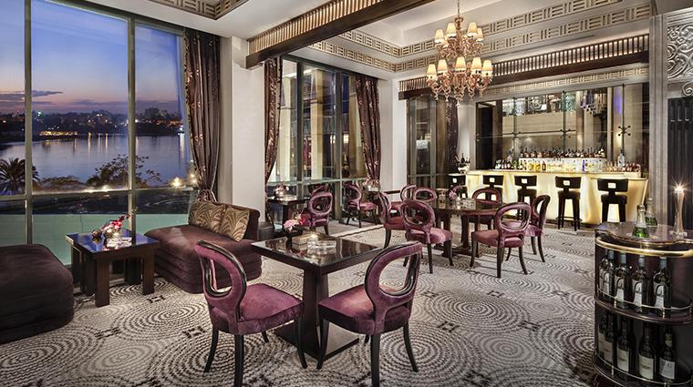 fairmont nile city Saigon Lounge