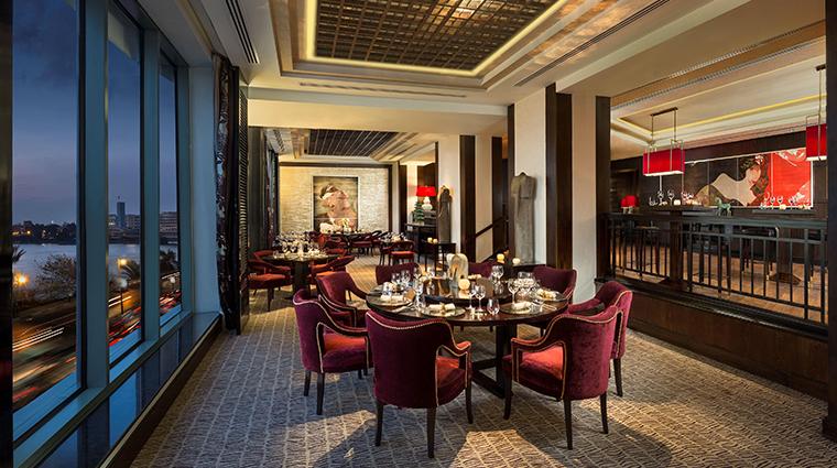 fairmont nile city Saigon Restaurant