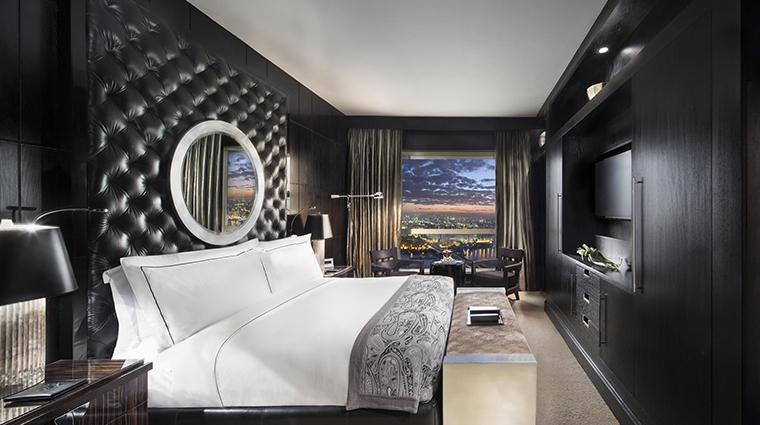 fairmont nile city presidential suite bedroom