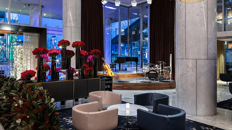 fairmont pacific rim lobby lounge seating