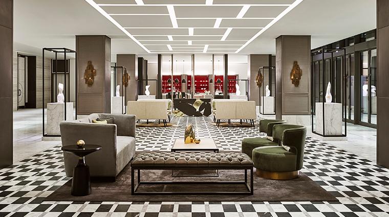 fairmont quasar istanbul ballroom foyer2