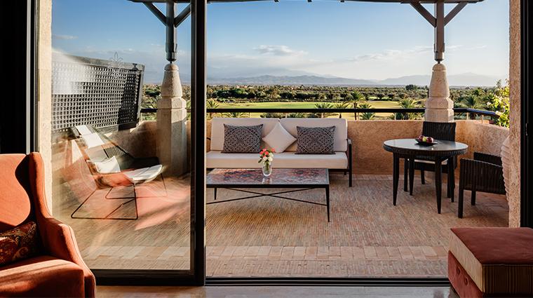 fairmont royal palm marrakech junior suite atlas view
