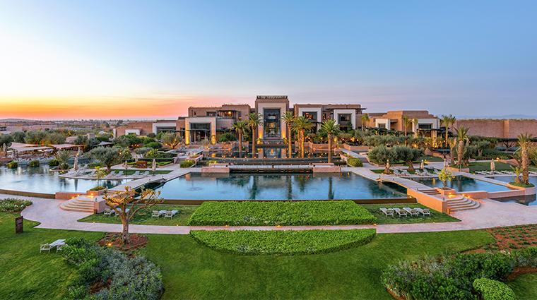 fairmont royal palm marrakech main building