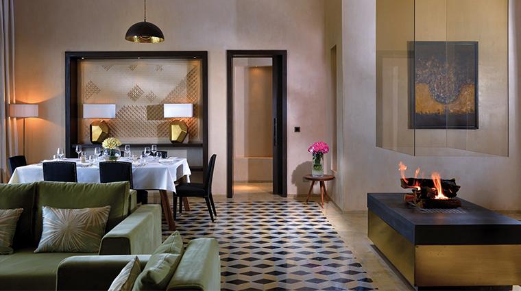 fairmont royal palm marrakech presidential suite