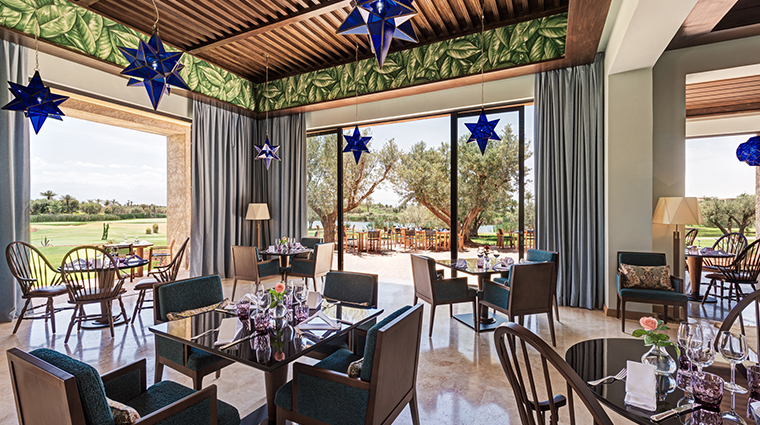 fairmont royal palm marrakech sabra restaurant