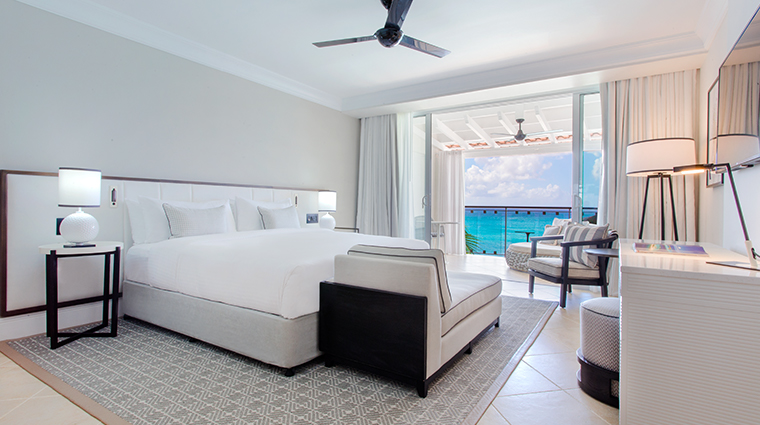 fairmont royal pavilion barbados guestroom view