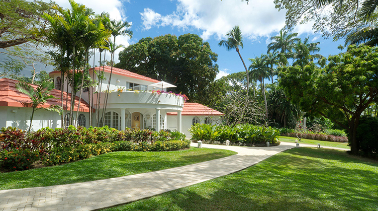 fairmont royal pavilion barbados three bedroom sea view villa