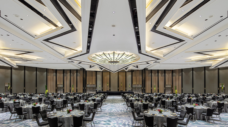 fairmont singapore convention center ballroom