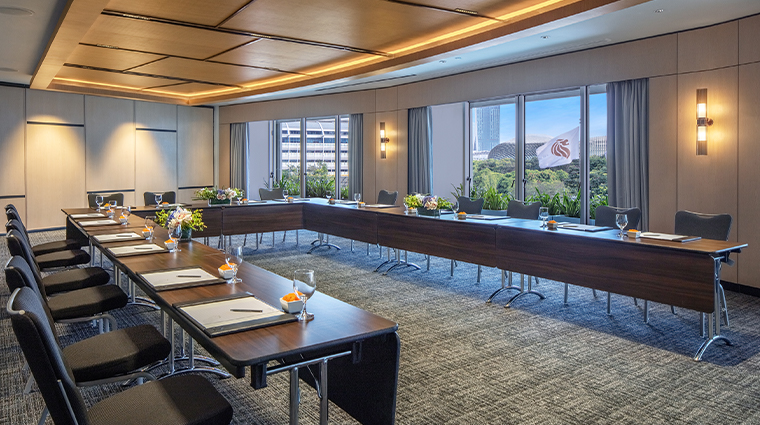 fairmont singapore convention center meeting room