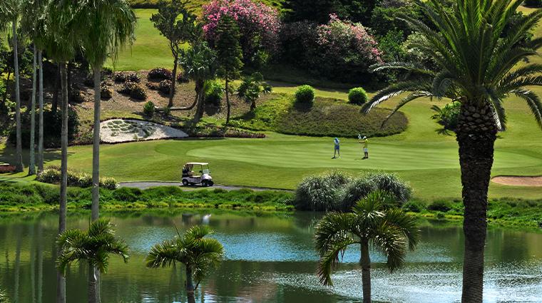 fairmont southampton golf