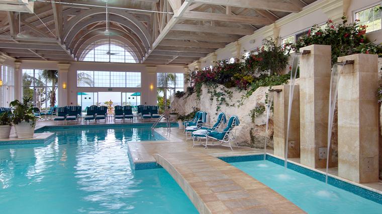 fairmont southampton indoor pool
