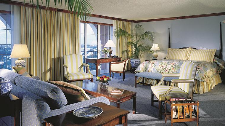 fairmont southampton penthouse suite