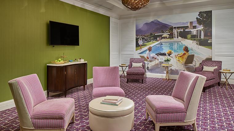fairmont spa austin womens lounge