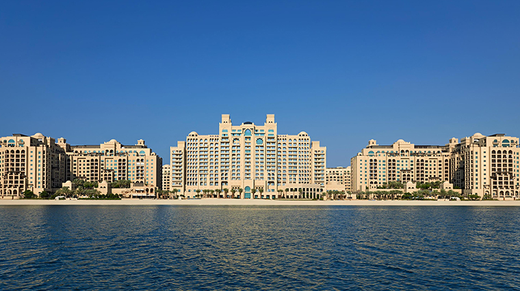 fairmont the palm exterior