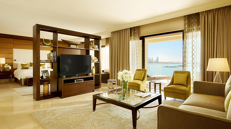 fairmont the palm presidential suite