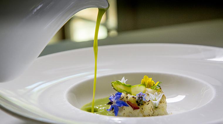 farmhouse inn restaurant seafood asparagus sauce