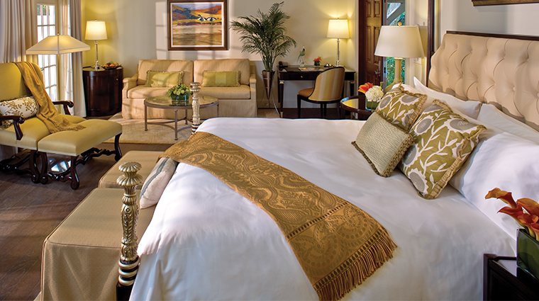 fisher island hotel and resort courtyard villa suite