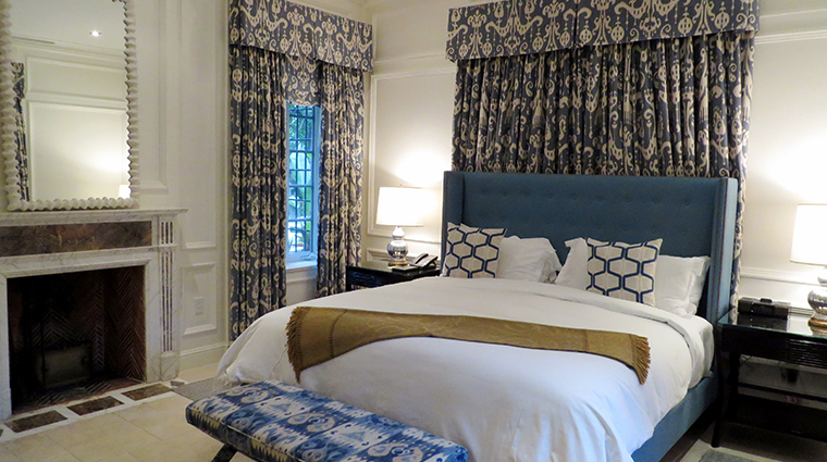 fisher island hotel and resort rosemarys cottage second bedroom