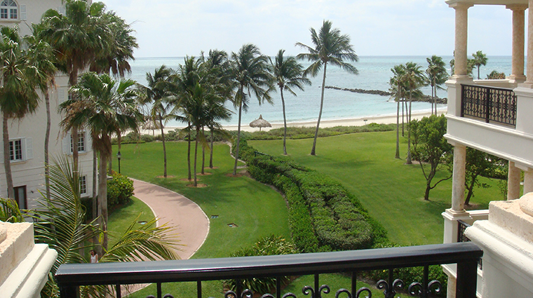 fisher island hotel and resort view