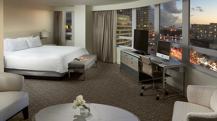 Fontainebleau Miami Beach room view