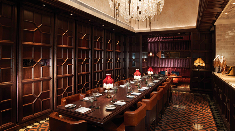 four seasons hotel abu dhabi at al maryah island Butcher and Still the hideaway