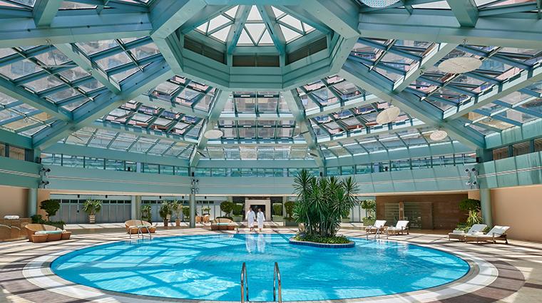 four seasons hotel alexandria indoor pool