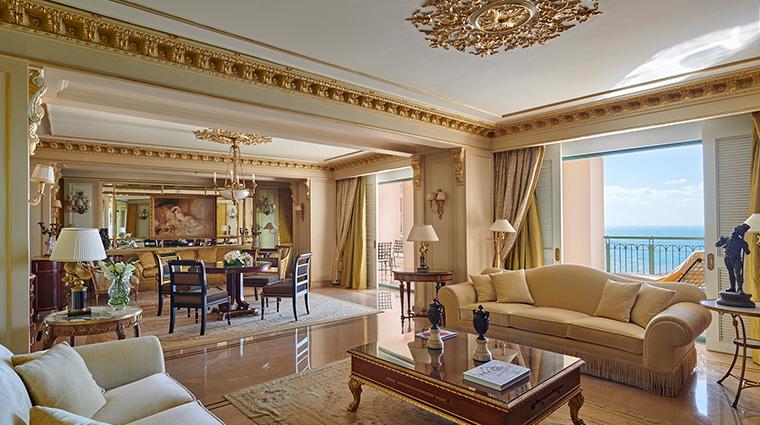 four seasons hotel alexandria living room