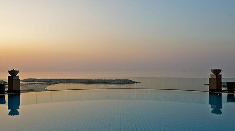 four seasons hotel alexandria pool night