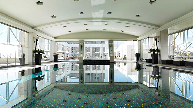 four seasons hotel amman spa indoor pool