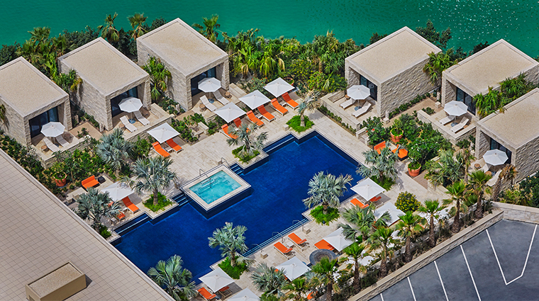 four seasons hotel bahrain bay AZURE cabanas