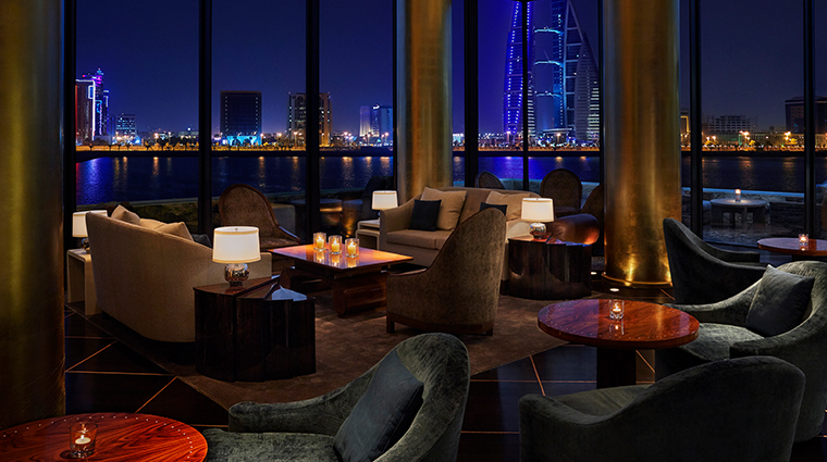 four seasons hotel bahrain bay CUT bar lounge