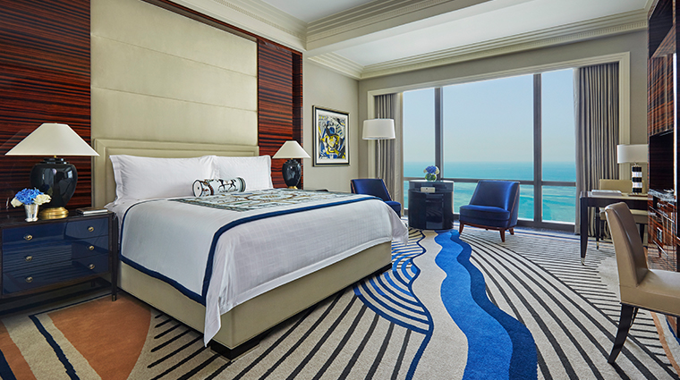 four seasons hotel bahrain bay deluxe room