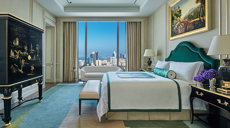 four seasons hotel bahrain bay presidential suite