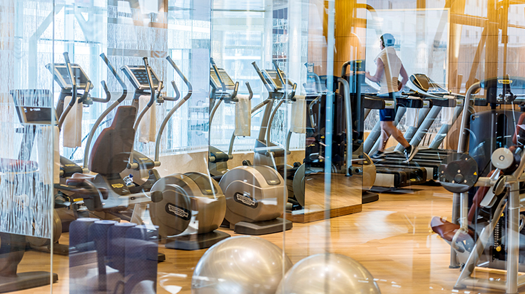 four seasons hotel beijing gym