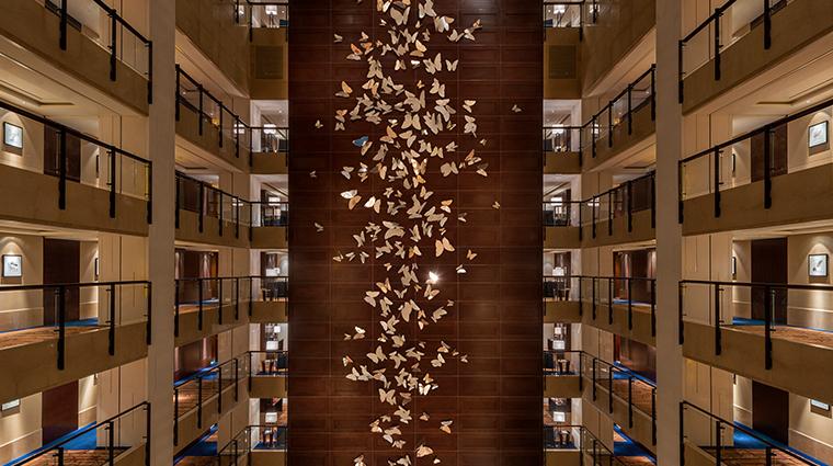 four seasons hotel beijing lobby atrium