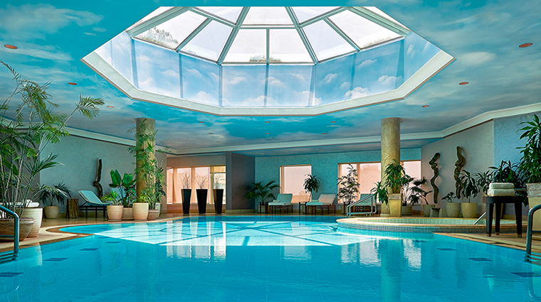 four seasons hotel cairo at nile plaza spa indoor pool