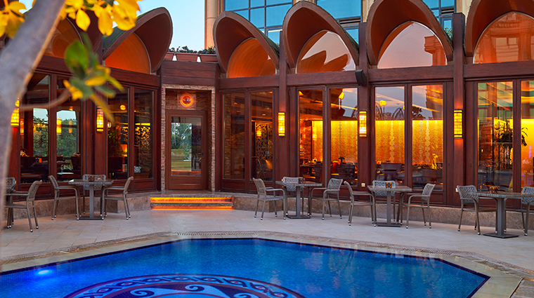 four seasons cairo at the first residence aura