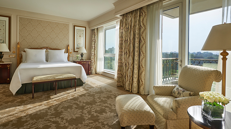 four seasons cairo at the first residence deluxe room