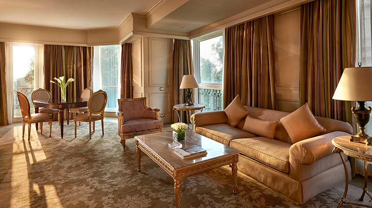 four seasons cairo at the first residence living room