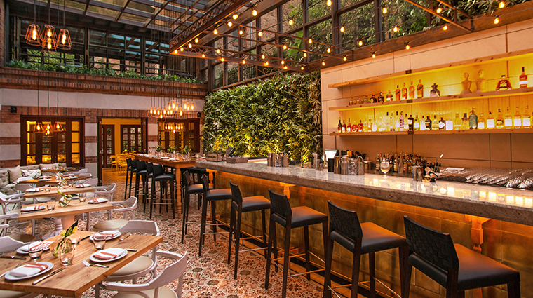 four seasons hotel casa medina bogota restaurant bar