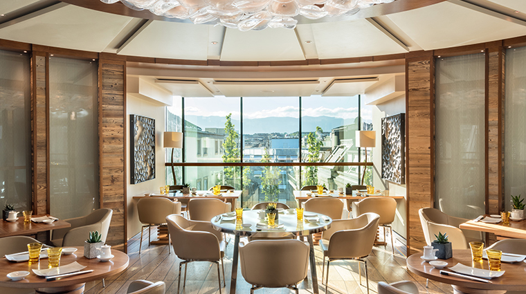 four seasons hotel des bergues geneva dining