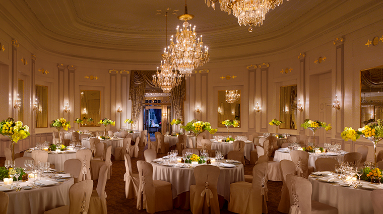 four seasons hotel des bergues geneva event space