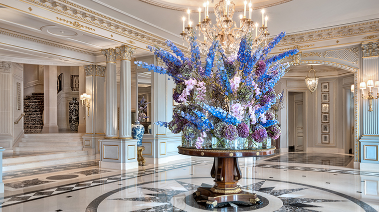 four seasons hotel des bergues geneva lobby
