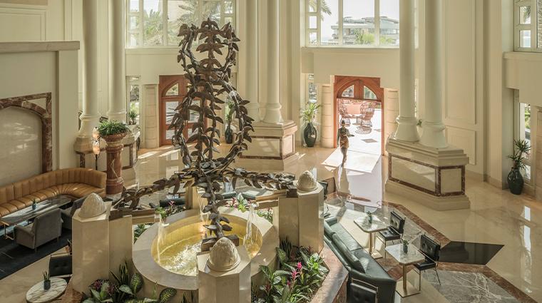 four seasons hotel doha new lobby