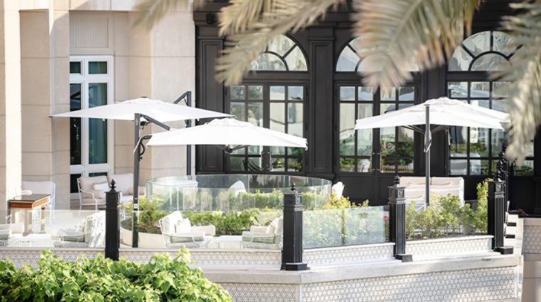 four seasons hotel doha new terrace