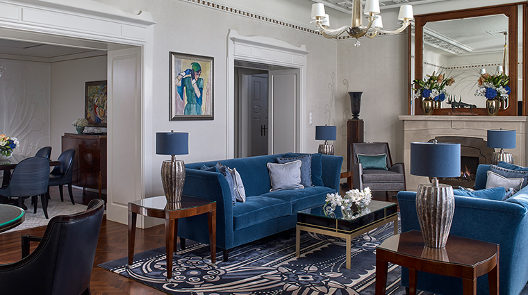 four seasons hotel gresham palace budapest presidential suite living room