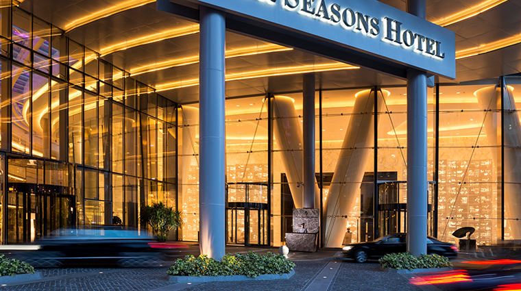 four seasons hotel guangzhou entrance