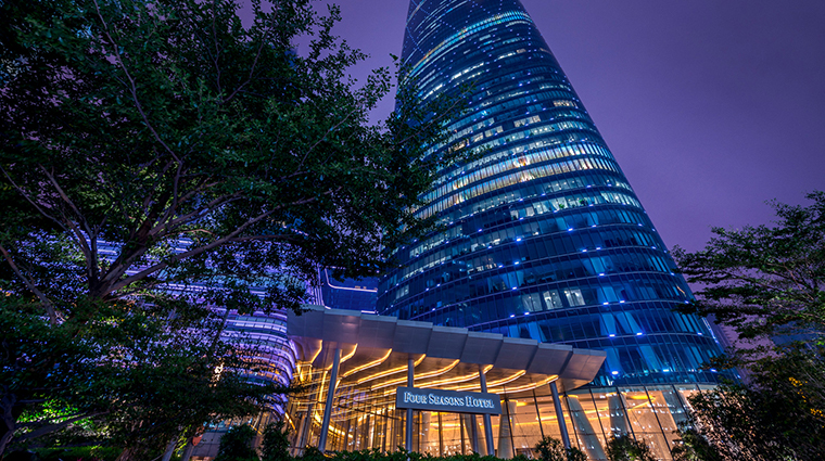 four seasons hotel guangzhou exterior