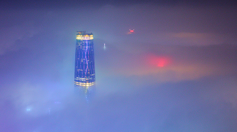 four seasons hotel guangzhou fog