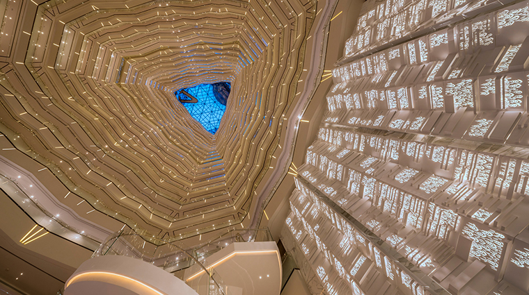four seasons hotel guangzhou hotel atrium